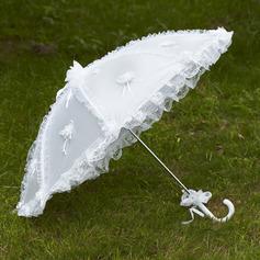 Dreamlike Lace Wedding Umbrellas