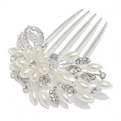Magnifique Alliage/Pearl Des peignes et barrettes