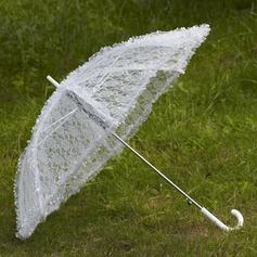 Exquisite Lace Wedding Umbrellas