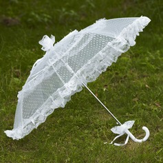 Lovely Lace Wedding Umbrellas