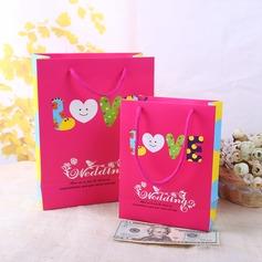 No personalizado Moda Perlas del papel Cajas de regalo