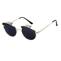 Vendimia Anti-niebla Gafas de sol