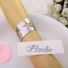 Star Cut-out Napkin Rings