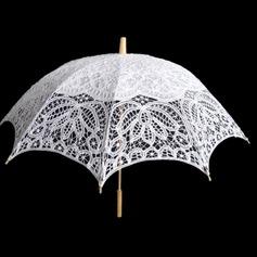 Cotton Wedding Umbrellas