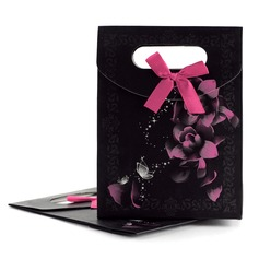 Non-personalized Beautiful Pearl Paper Gift Boxes