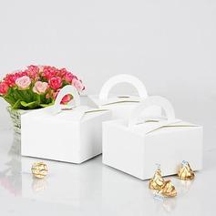 Simple Cuboidea Cajas de regalos (Juego de 12)